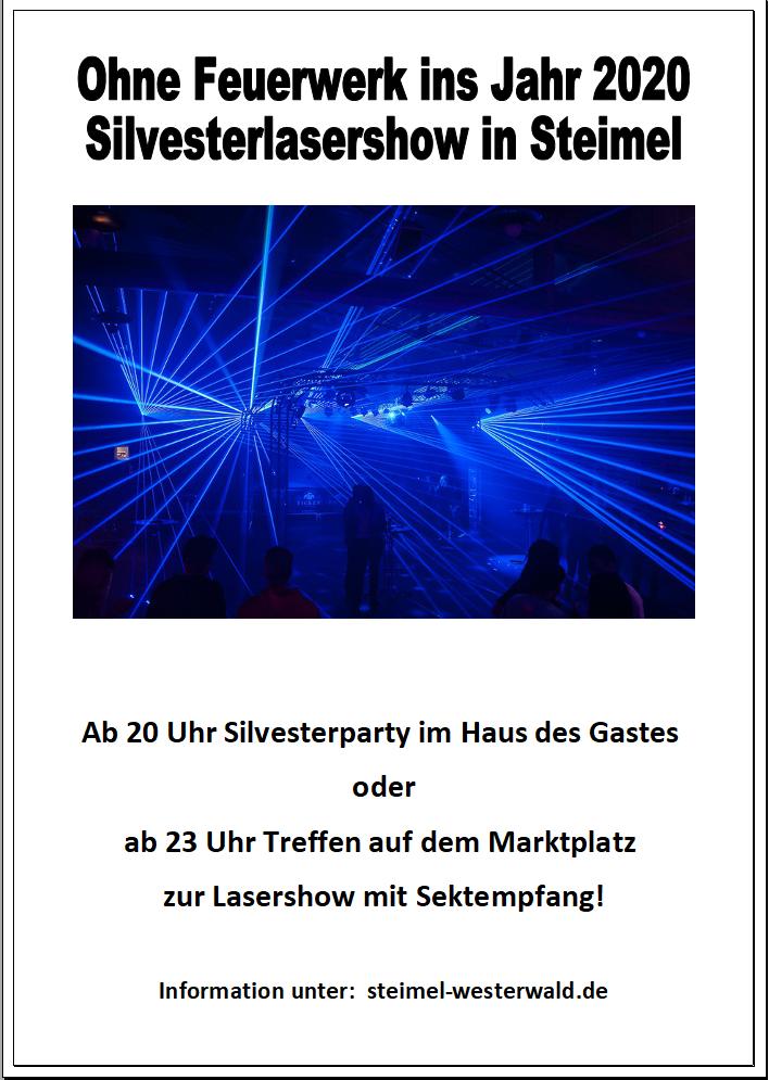 Lasershow 2019 Steimel