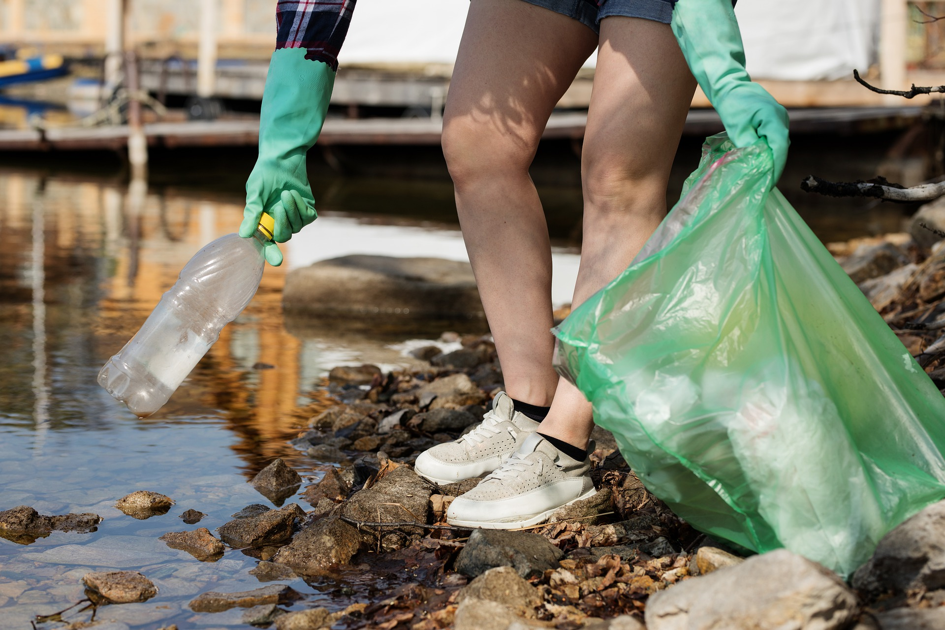 Müllsammlung Steimel